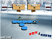 Fox and Geese - Y8