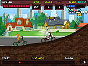 Jerry's BMX Rush
