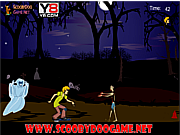 Scooby Doo Ghost Kiss