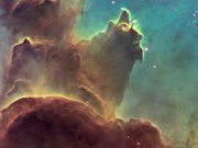 Hubblecast 82-New view of the Pillars of Creation