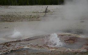 Yellowstone Boiling Pot