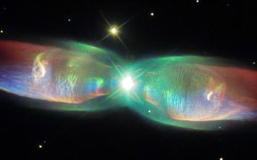 86-The wings of the Twin Jet Nebula