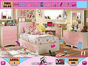 Girl Hidden Objects