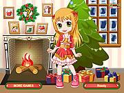 My Christmas Dress up