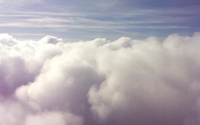 Fly Through the Clouds
