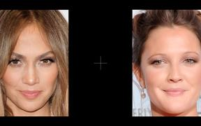 Shocking Illusion - Pretty Celebrities Turn Ugly