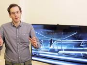 Samsung F9000 4K TV - Overview