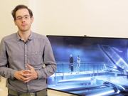 Samsung F9000 4K TV - Overview