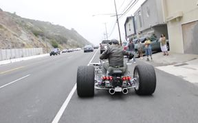The Frogman - Rocket 2 Trike - Size Does Matter