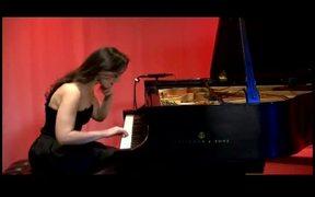 Pianist Karine Poghosyan