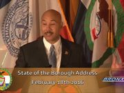 State Of The Borough 2016