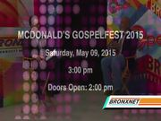 McDonald'€™s Gospel Fest 2015