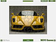Ferrari Enzo Jigsaw