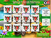 Talking Friends Memory