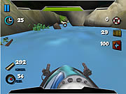 Jet Boat Survival 3D