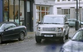 Land Rover: Been Anywhere Interesting Lately?