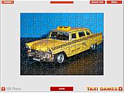 Russian Taxi Jigsaw