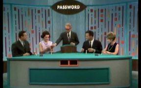 Password - Betty White Frank Gifford