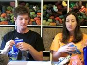 Knitting in Circles - You Can't Have It!