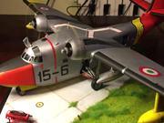 Plane Model HU-16
