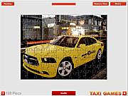 Dodge Taxi Puzzle