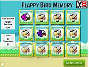 Flappy Bird Memory