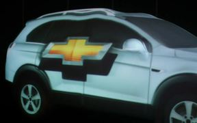 Chevrolet New Captiva - Interactive Mapping