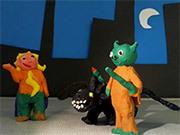 Light Tricks! Lenzie Animations