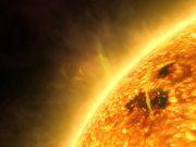 Sun Closeup