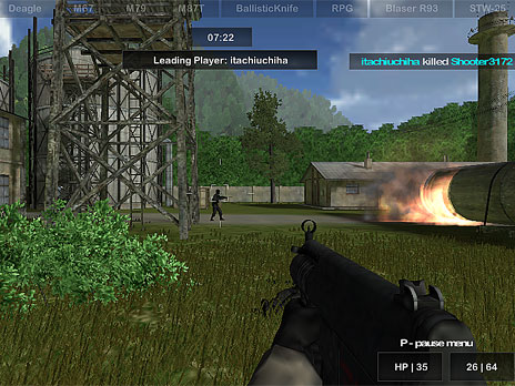 Masked Shooters Multiplayer Edition Game - Play online at ...