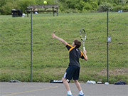 Savernake Teenagers - Tennis Summer 2015