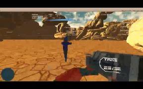 Arcadey Shooter Alpha Gameplay