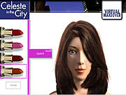 Celeste in the City Makeup