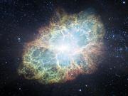 Crab Supernova explosion