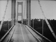 Tacoma Narrows Bridge Collapse