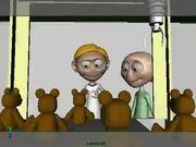 TeddyBear - WIP