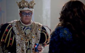 Pepsi Commercial: King's Court
