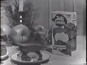 Betty Crocker Gingerbread Mix (1956)