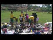 Christmas Drive for Rwandan Orphans