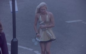 Harvey Nichols Commercial: Walk Of Shame