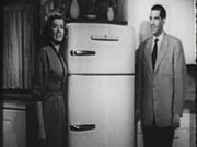 General Electric Refrigerator Commercial (1952)