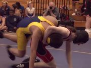 Wrestling And Cheerleading Competition