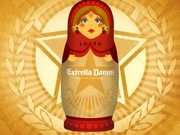 Estrella Damm - Sponsor of Polonia