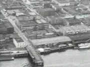 Aerial View of New York City Waterfront