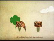 The Kinks - Strangers (Animation)