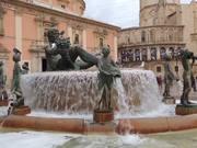 Historical Fountain
