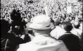 Peace Demonstration in San Francisco 1967