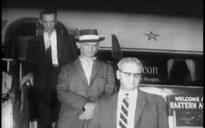 Capture Of Soviet Spy Col. Rudolph Abel