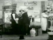 Cripple Creek Barroom Scene 1899