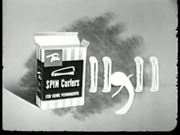 Toni Spin Curlers (1954)